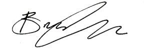 ben signature copy